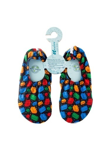 Newborn Havuz Ayakkabısı Naq4010-Ble Renkli